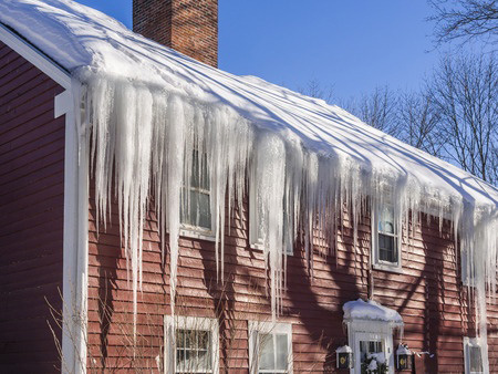 A Cold Roof Is The Simple Solution To Ice Dams In The Greater Hyde Park,  Poughkeepsie, U0026 Rhinebeck Area